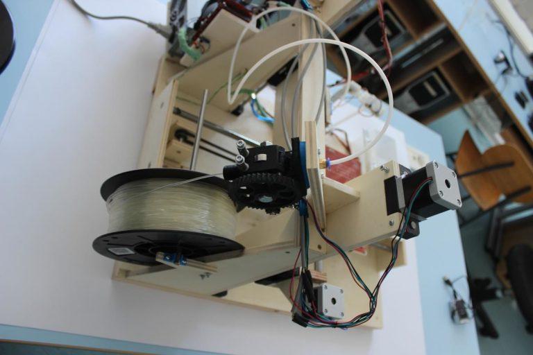Drukowanie przedmiotów 3D