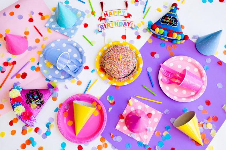 Pomysł na przyjęcie urodzinowe dla dziecka