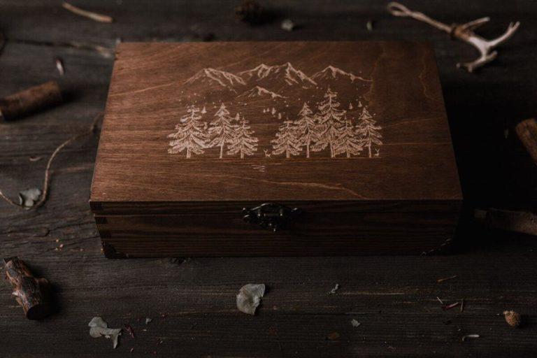 Ile drewnianych gadżetów macie w tej chwili w domu?